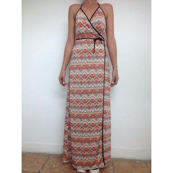Φόρεμα μακρύ κρουαζέ - αγγελίες σε Πειραιάς - Vendora.gr 1e7e25afa42
