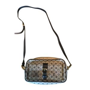 LOUIS VUITTON MINI LIN ΥΦΑΣΜΑΤΙΝΗ ΤΣΑΝΤΑ ΤΑΧΥΔΡΟΜΟΥ a76ca276a48