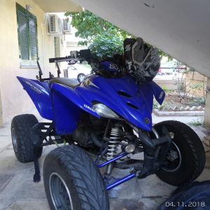 Yamaxa raptor 350R