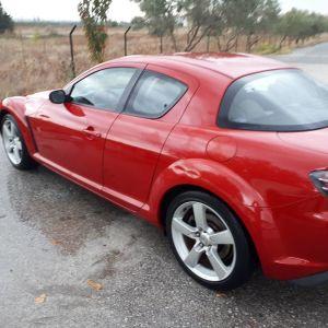 Mazda rx-8 challenge 205hp