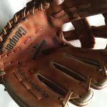 (2) Γάντια baseball Cooper Diamond C αριστερά