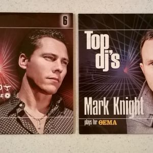 CDs ( 2 ) Top dj's
