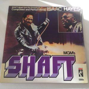 Isaac Hayes... MGM's SHAFT - Δίσκος Βινυλίου