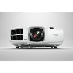Projector Epson EB-G6370 και τηλεφακός για προβολή από μακριά