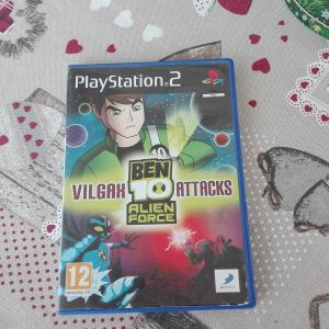 VILGAX BEN 10 ALIEN FORCE ATTACKS (ps2)