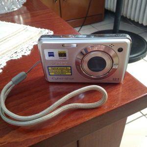 Ψηφιακή φωτογραφική μηχανή SONY DSC-W210 12.1 MEGA PIXELS