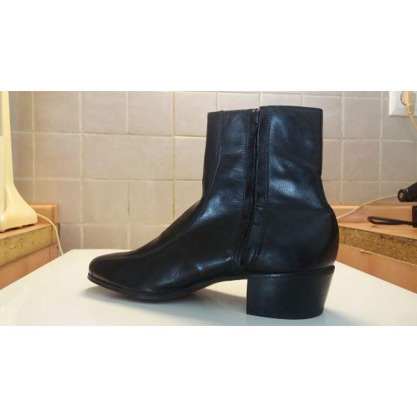 4a2b7b998cf μεταχειρισμενα Ανδρικές δερμάτινες μπότες τύπου Beatles boots. andrikes  dermatines mpotes tipou Beatles boots