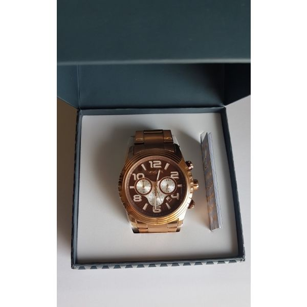 ginekio roloi VOGUE California Chrono Rose Gold Stainless Steel. Γυναικείο  ρολόι ... b0a638717a0