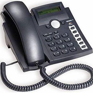 Snom 300 VoIP τηλεφωνική συσκευή