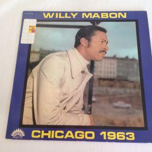 Willy Mabon Chicago 1963 - Δίσκος Βινυλίου 1973