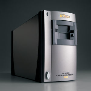 Film scaner NIKON coolscan 5000 ed