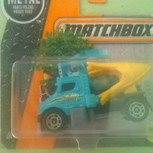 Matchbox Tree Lugger - Καινούργιο στο κουτί του