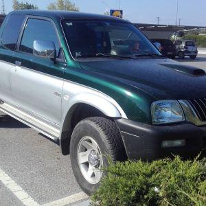 Mitsubishi l200 '03