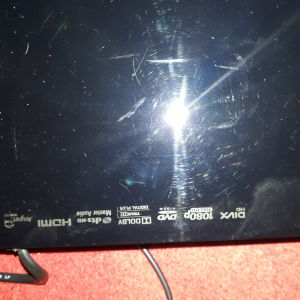 DVD Blu-ray 3D Samsung.