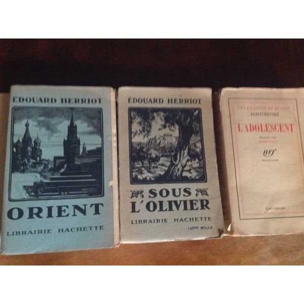 4d57ea3d02 Παλια γαλλικά βιβλια - € 12 - Vendora.gr
