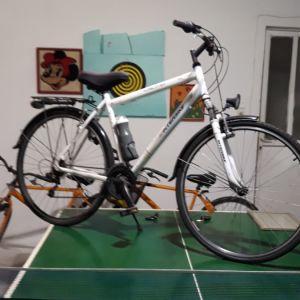 ποδηλατο πολης καινουργιο 1 ετους 28 ιντσες απο αλουμινιο.