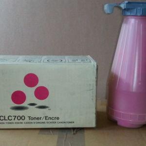 TONER CANON MAGENTA CLC700