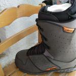 Snowboard μπότα νούμερο 47 . Τού κουτιού.Ολοκανουρια.