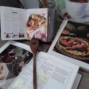 Βιβλία μαγειρικής 3 τεμάχια