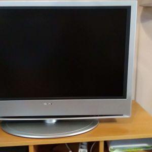 Τηλεόραση SONY 40' - Αποκωδικοποιητής doop - TV BOX Beelink
