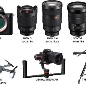 Εικονολήπτης - Cameraman - Μοντάζ