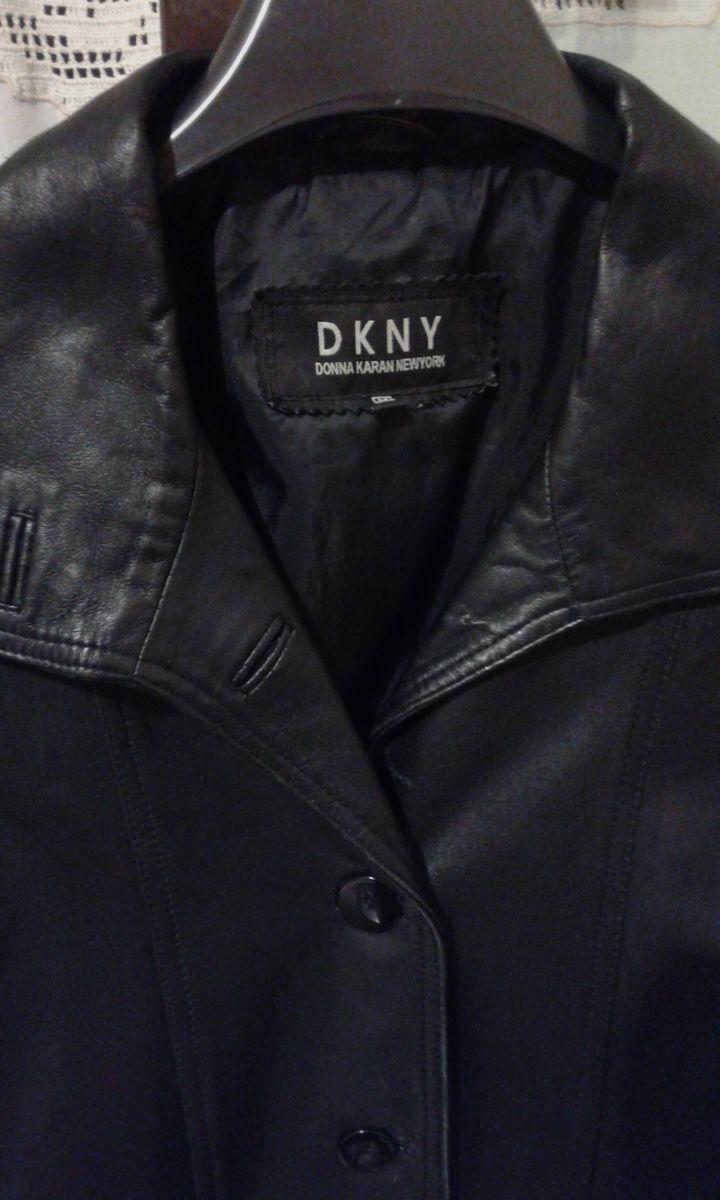 Δερμάτινο ημίπαλτο DKNY Π ρ ο σ φ ο ρ ά!!!!!! - αγγελίες σε Αθήνα -  Vendora.gr 276ba9d6fae