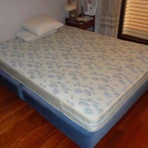Διπλό κρεβάτι Media Strom