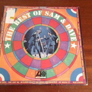 The Best of Sam and Dave - Δίσκος Βινυλίου