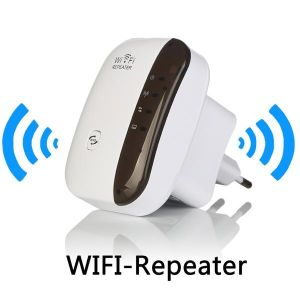Ενισχυτής σήματος ίντερνετ WiFi (ΔΩΡΕΑΝ ΜΕΤΑΦΟΡΙΚΑ)