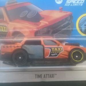 Hot Wheels Time Attaxi (2017) - Καινούργιο στο κουτί του