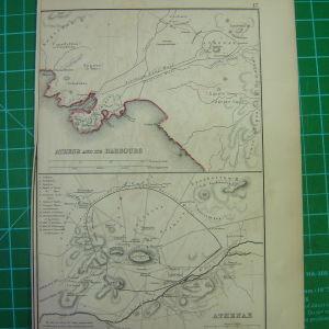 1856 αυθεντικός χάρτης