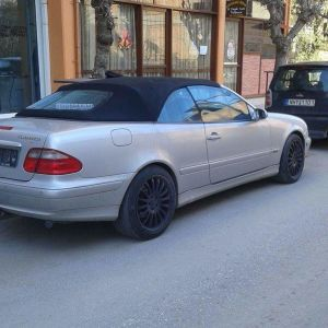 Clk 200 cabrio