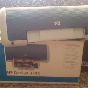 Εκτυπωτής HP 3745 έγχρωμος