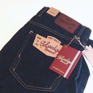 Παντελόνι MANGO jean (36) σε μπλε σκούρο (καινούριο)