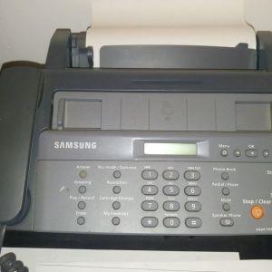 Fax Samsung - πολυμηχάνημα