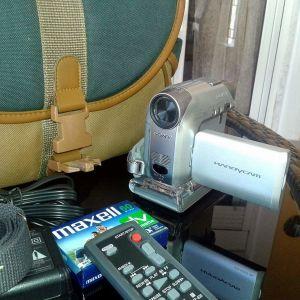 Sony Hantycam (Βιντεοκάμερα)
