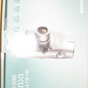 Canon 960is  ixus