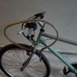 ποδηλατο με ταχυτητες shimano και κλειδαρια