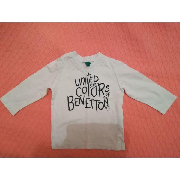 25e83bc8cc2 Benetton βρεφική φόρμα και μπλουζα - € 15 - Vendora.gr