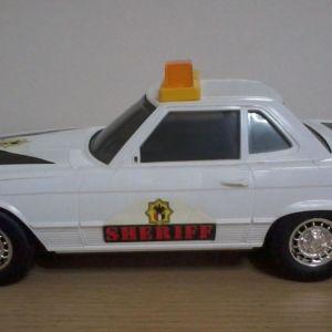 Αστυνομικό Mercedes 350 SL (Βασιλειάδης - 70s)