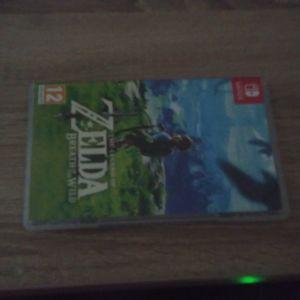 Nintendo switch red/blue με 3 παιχνιδια και θηκη