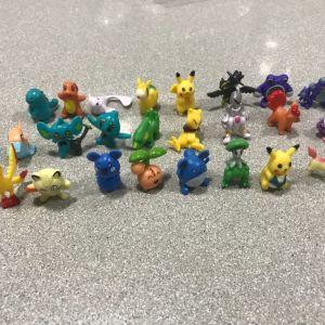 24 Συλλεκτικες Φιγουρες Pokemon