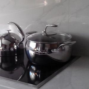 Tupperware Chef Series κατσαρόλα - δεν έχει χρησιμοποιηθεί ποτέ