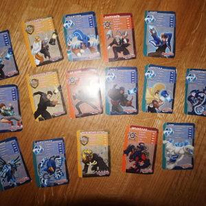 monsuno καρτες