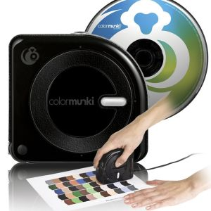 colormungi πωλείται σύστημα για χρωματικά προφίλ σε οθόνες και εκτυπωτές