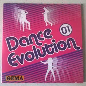 CD ( 1 ) Dance Evolution
