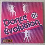 CD ( 1 ) Dance Evolution