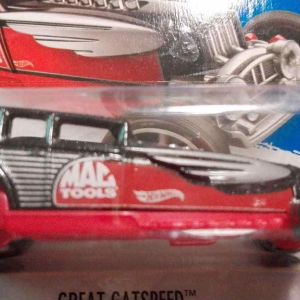 Hot Wheels Great Gatspeed - Καινούργιο στο κουτί του