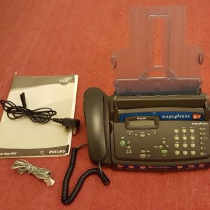 Philips Magic 2 Voice 6 In 1 Telephone Fax Machine