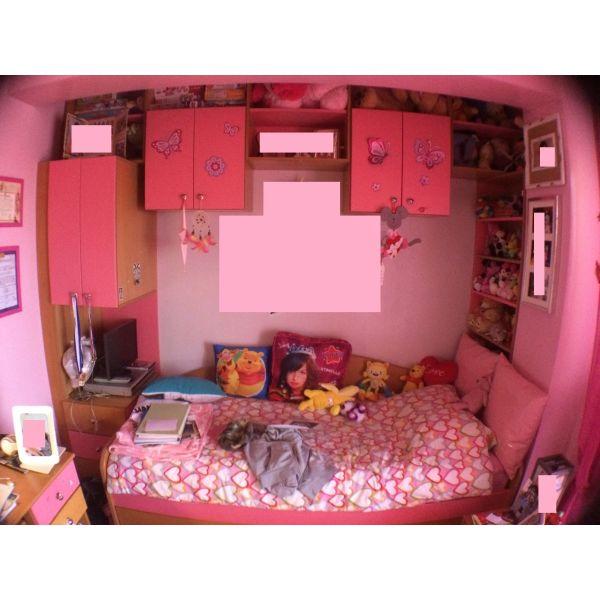 eb891ce4ac9 polite pediko domatio, ftiagmeno apo maragko,olo to iliko mdf masif,se  aristi. Πωλείται παιδικό δωμάτιο ...